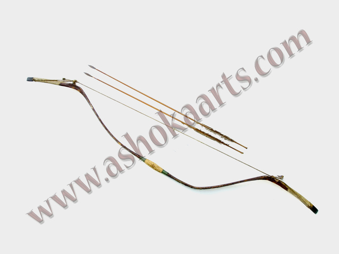 chinese bow and arrows
