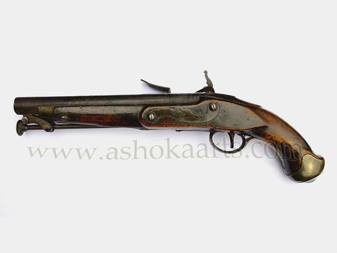 Guns Pistols British Light Dragoons Cavalry Pistol Circa