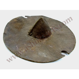 A good Hide Beja shield from the Sudan
