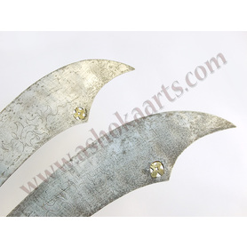 Rare matching Pair of Far Eastern Dao swords Vietnamese