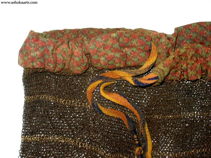 Indo-Persian Patterned Mail armour Trousers or leggings