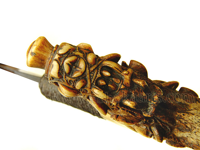 Dayak ' Mandau' sword from Borneo