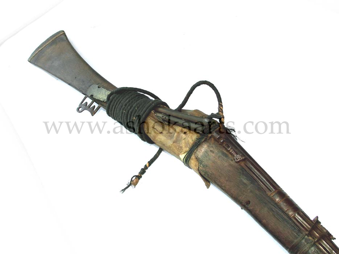 Antique Omani Matchlock Musket