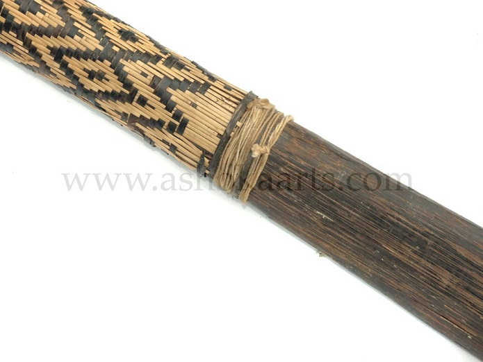 Massive Amazon Club or Spear from Guiana