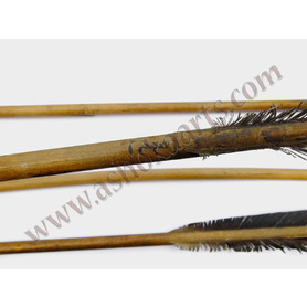 Four 19th century Chinese War arrows