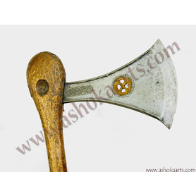 Copper Clad  Songye Congolese axe