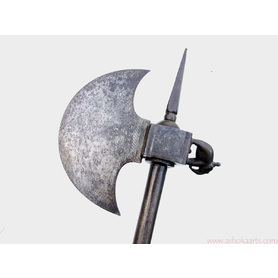 Antique Steel Indian Axe with removable blade 19th century
