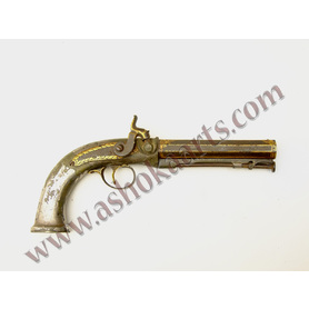 British Howdah Pistol for the Indian market