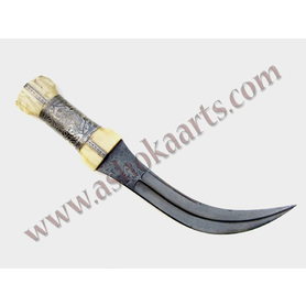 High Quality Persian Khanjar dagger with Khara Khorassan wootz blade