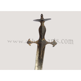 Indian Shamshir-bladed Tulwar