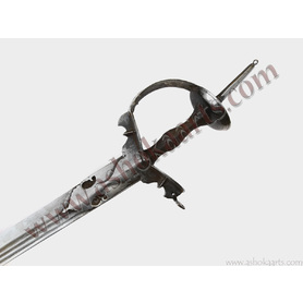 Indian Steel Kirach sword