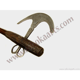 Nice old Makonde Axe from Tanzania/Mozambique